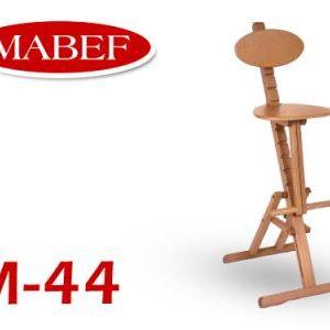 כיסא ציירים מעוצב – Mabef M44