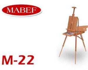 כן מזוודה צרפתי גדול – MABEF M22