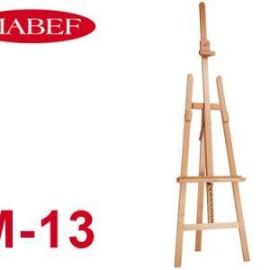 כן משולש מקצועי Mabef M13