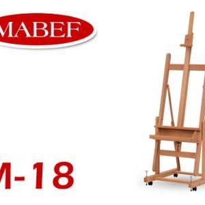 כן סטודיו נהפך לשולחן – MABEF M18
