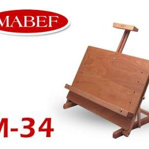 מעמד שולחני לספרים – Mabef M34